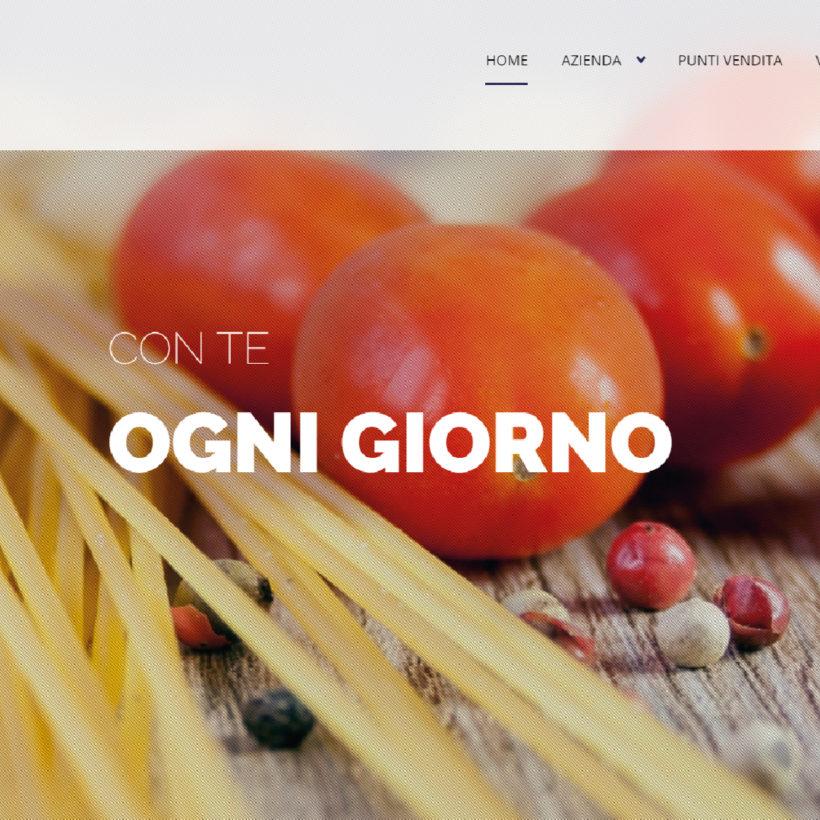 Online il nuovo sito Supermercati G. Procaccini