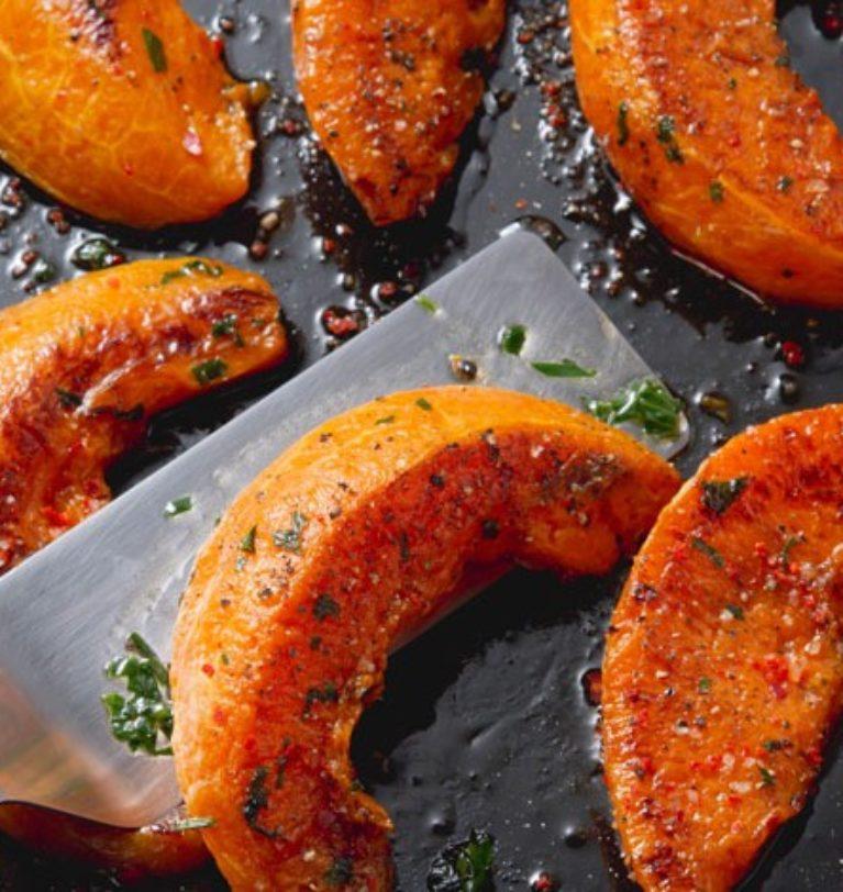 Zucca al forno, la ricetta veloce e varianti gustose